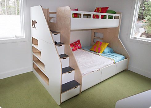 Bunk Bed 2 Ton
